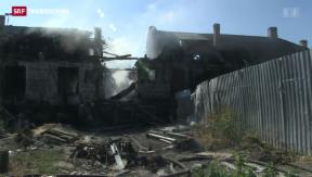 Video «Keine Ruhe in Donezk» abspielen
