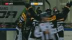 Video «Lugano entscheidet Tessiner Derby für sich» abspielen