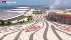 Video «Ein Jahr vor Rio» abspielen