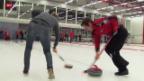 Video «Curling und Snowboard: Teamevents» abspielen
