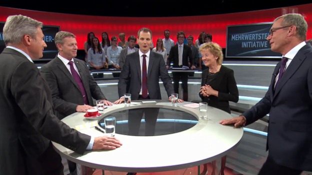 Video «Abstimmungsarena: Beizen steuerlich diskriminiert?» abspielen