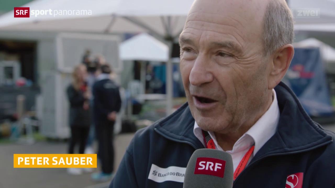 Formel 1: Sauber und der Rechtsstreit mit Van der Garde