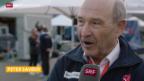 Video «Formel 1: Sauber und der Rechtsstreit mit Van der Garde» abspielen
