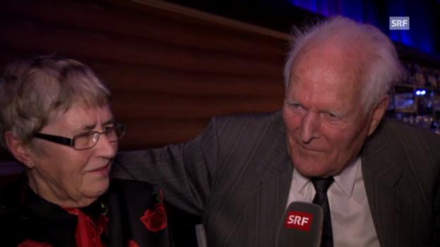 Video «Love: Rolf und Lucia Sigg» abspielen