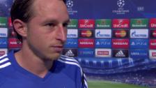 Video «Fussball: Champions League, Interview mit Luca Zuffi» abspielen