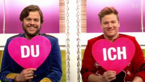 Video ««Ich oder Du»: Matt und Simir-Ramon von «77 Bombay Street»» abspielen