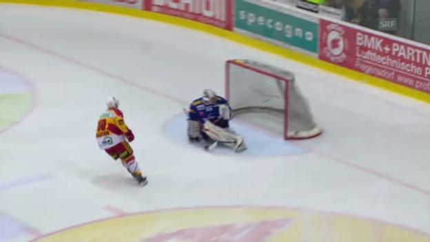 Video «Eishockey: Kloten Flyers - SCL Tigers» abspielen