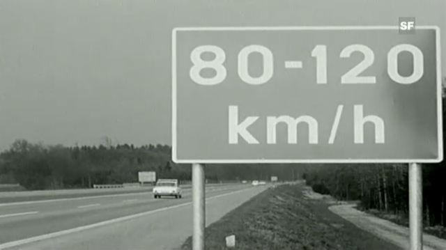 Richtgeschwindigkeit statt Höchsttempo