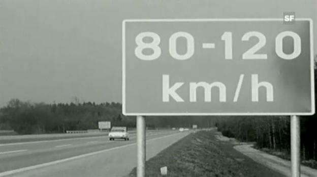 Video «Richtgeschwindigkeit statt Höchsttempo» abspielen