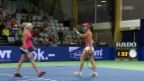 Video «Tennis, WTA: Ladies Open in Biel» abspielen