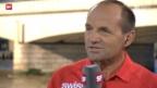 Video «Gian Gilli im Interview mit Paddy Kälin» abspielen