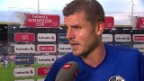 Video «Schürpf: «Ich war es der Mannschaft schuldig»» abspielen