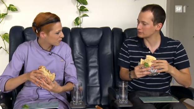 Video ««Eiskalt serviert» mit Michael Weinmann» abspielen