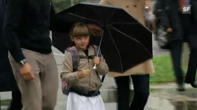 Erster Schultag von Prinzessin Ingrid Alexandra (unkomm.)