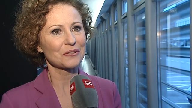 Beatrice Müller über ihren Weggang von der «Tagesschau»