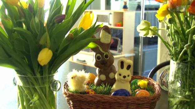 Video «Der Osterhasen-Fahnder: Tipps fürs richtige Versteck» abspielen