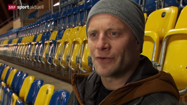 Video «Eishockey: NLA, Porträt Jan von Arx («sportaktuell» vom 19.12.2013)» abspielen