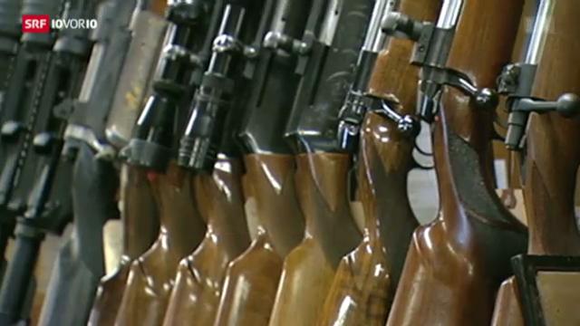 Lasche Waffengesetze