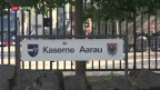 Video «Newsflash: Rekrutenschule in Aarau vermisst Sprengmittel» abspielen