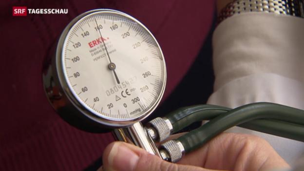 Video «Ärztestopp erneut ein Thema» abspielen