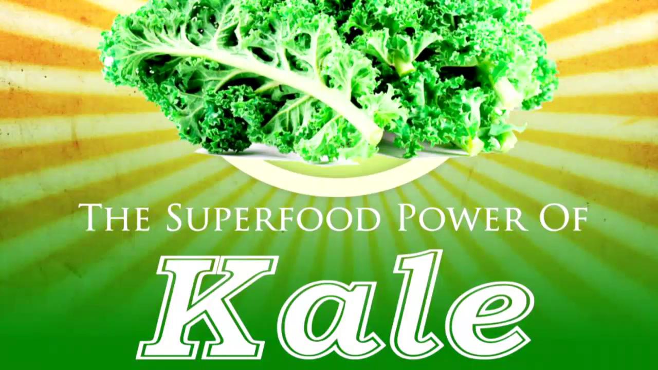 «Superfood» Federkohl