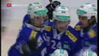 Video «Eishockey: Studiogast Raphael Diaz» abspielen