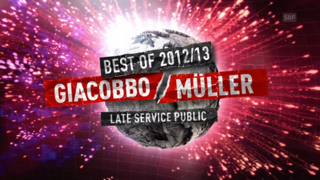 Video ««Giacobbo/Müller»: Best of 2012/2013» abspielen