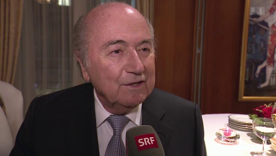 Sepp Blatter 80ster – eine Feier trotz allem