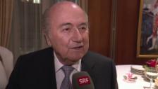 Video «Sepp Blatter 80ster – eine Feier trotz allem» abspielen