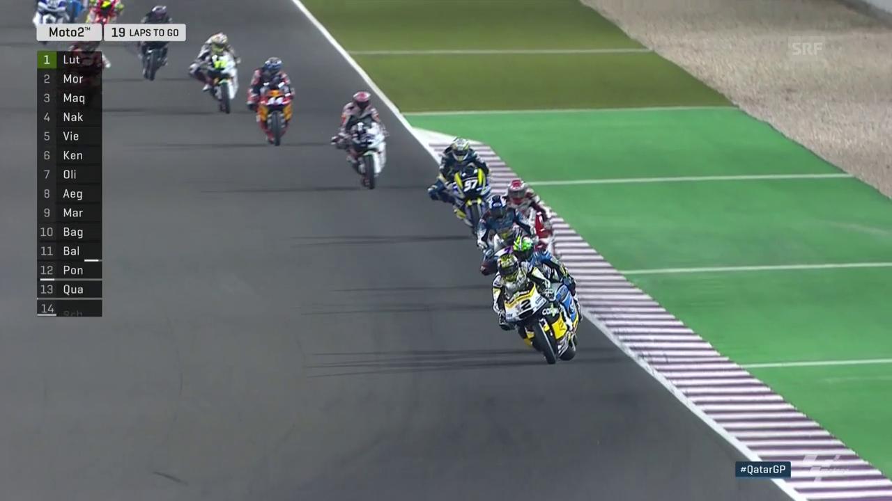 GP Katar: Die Live-Highlights