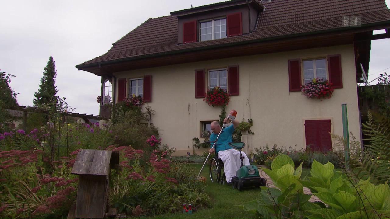 Nach OP im Rollstuhl: Spitalopfer klagen an