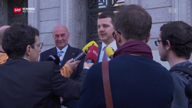 Video «Fall Hildebrand: Angeklagte verurteilt» abspielen