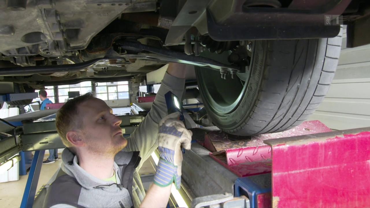 Kantönligeist bei Fahrzeugkontrolle