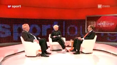 Video «sportlounge vom 8. Februar 2010» abspielen