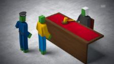 Video «Die Bestrafung beim Cannabis-Konsum» abspielen