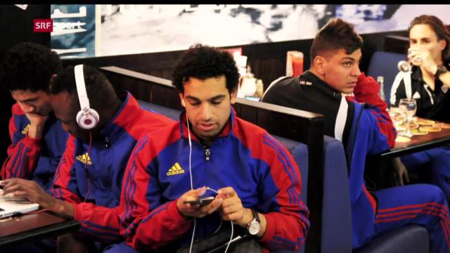Fussball: Basel in der EL jetzt gegen Tottenham («sportaktuell»)