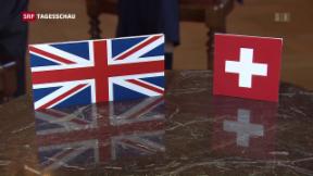 Video ««Brexit» prägt Schweizer Diplomatie» abspielen