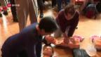 Video «Boom von Samariter-Kursen nach Anschlägen in Paris» abspielen