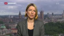Video «Die Kritik an May wird lauter» abspielen