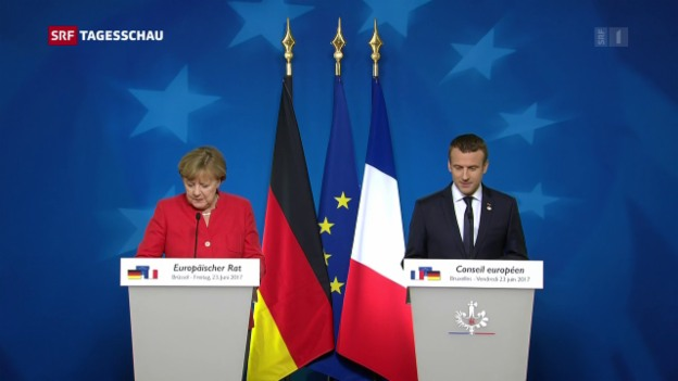 Video «Frischer Wind auf dem EU-Gipfel» abspielen