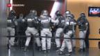 Video «Frust beim FCZ nach dem Abstieg» abspielen