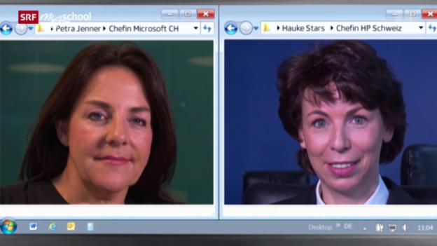 Video «IT-Unternehmen in Frauenhand» abspielen