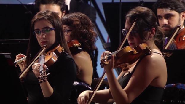 Video «Konzert für Völkerverständigung und Menschenrechte» abspielen