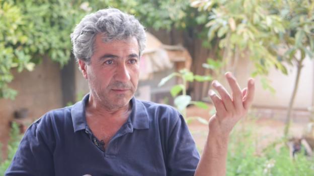 Video «Khalil zur Rolle der Türkei» abspielen