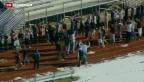 Video «Schiesserei an Schule kurz vor Newtown-Gedenkfeiern» abspielen