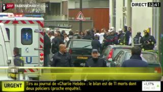 Video «Attentat in Paris, Euro-Franken-Grenze, Energiesteuer-Initiative» abspielen