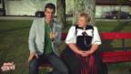 Video ««Potzmusig» hinter den Kulissen: Miriam Schafroth» abspielen