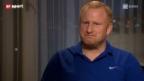 Video «Im Gespräch – Heiko Vogel, wie die Erfolge den FC-Basel-Trainer verändern» abspielen