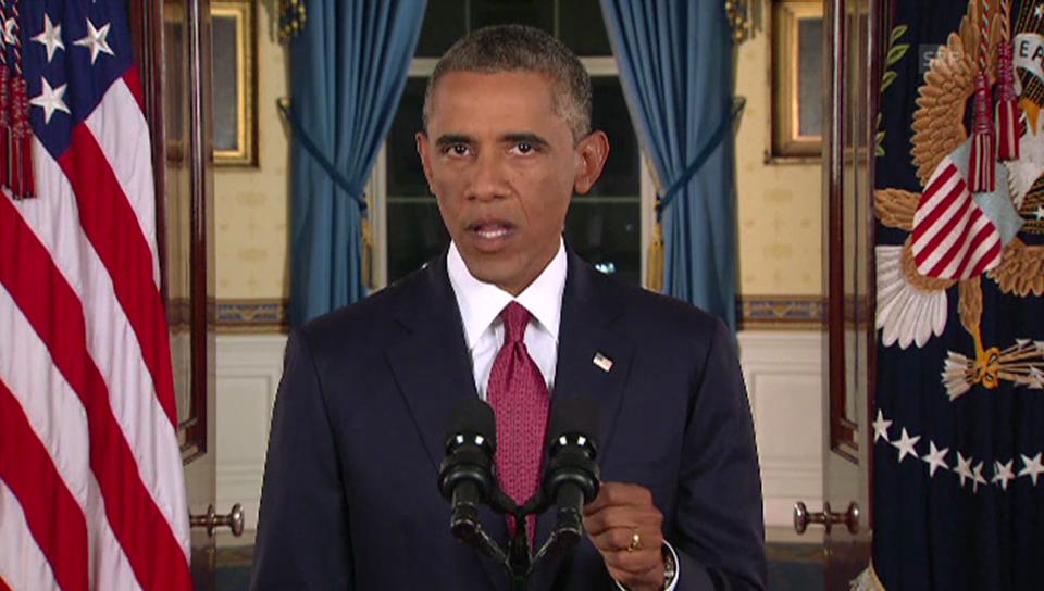 Obamas Rede an die Nation (unkomm.)