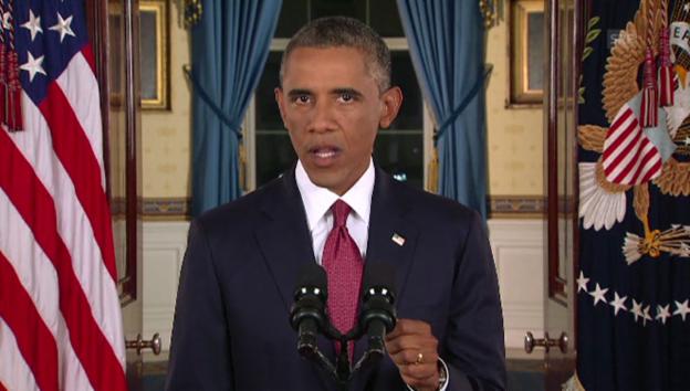 Video «Obamas Rede an die Nation (unkomm.)» abspielen